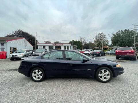 2002 Pontiac Bonneville for sale at LAUER BROTHERS AUTO SALES in Dover PA