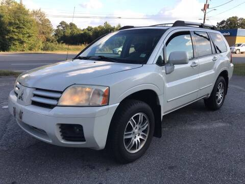 2005 Mitsubishi Endeavor for sale at ATLANTA AUTO WAY in Duluth GA