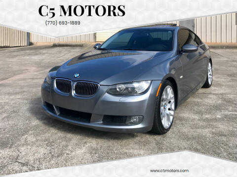 2009 BMW 3 Series for sale at C5 Motors in Marietta GA