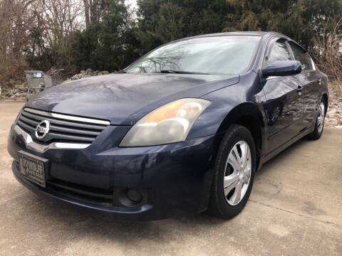 2007 Nissan Altima for sale at Wolff Auto Sales in Clarksville TN
