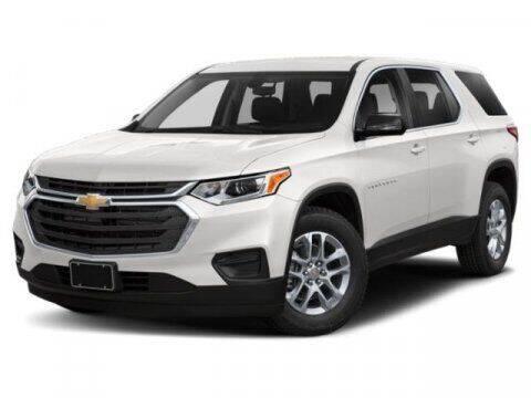 2021 Chevrolet Traverse for sale at Duval Chevrolet in Starke FL