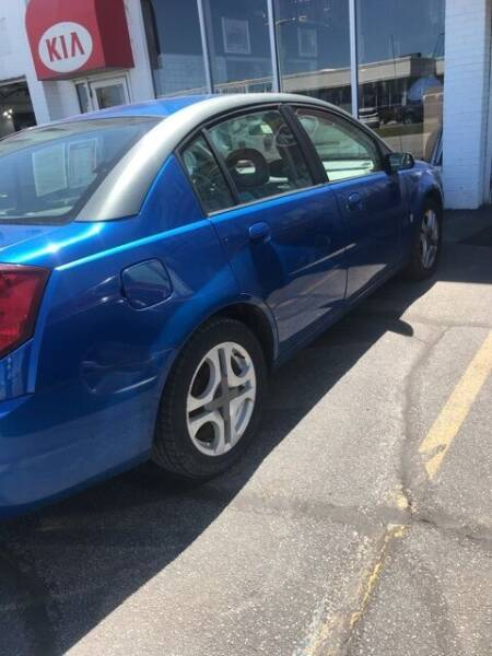 2003 Saturn Ion for sale in Highland, IN