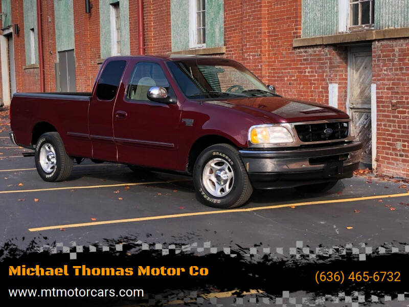 1998 Ford F-150 3dr XL Extended Cab SB - Saint Charles MO