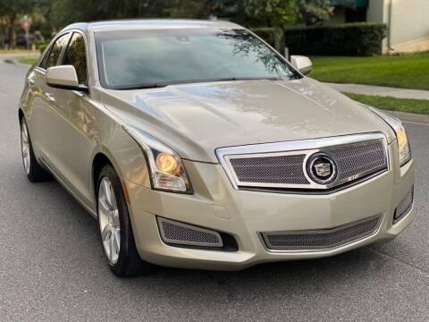 2013 Cadillac ATS for sale at Presidents Cars LLC in Orlando FL