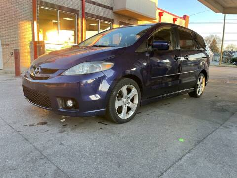 2006 Mazda MAZDA5 for sale at JE Auto Sales LLC in Indianapolis IN