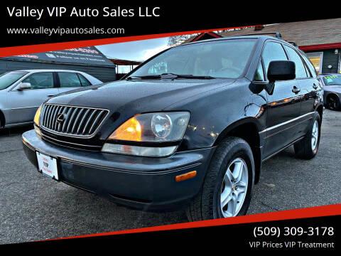 1999 Lexus RX 300 for sale at Valley VIP Auto Sales LLC in Spokane Valley WA