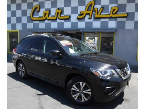 2017 Nissan Pathfinder for sale at Car Ave in Fresno CA