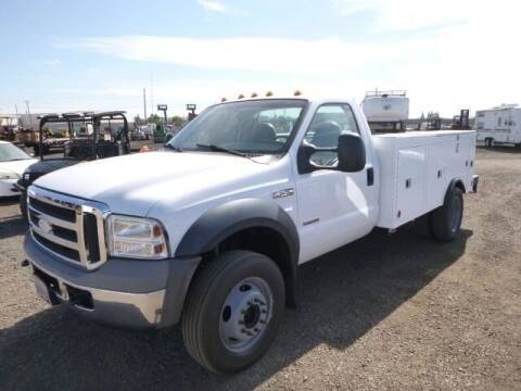 2006 Ford F-550 for sale at Armstrong Truck Center in Oakdale CA