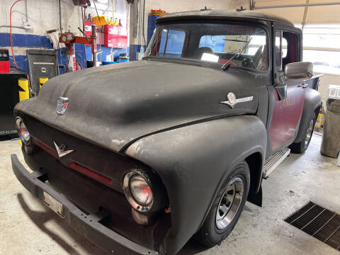 1956 Ford F-100 for sale at Bill's Auto Sales in Peabody MA