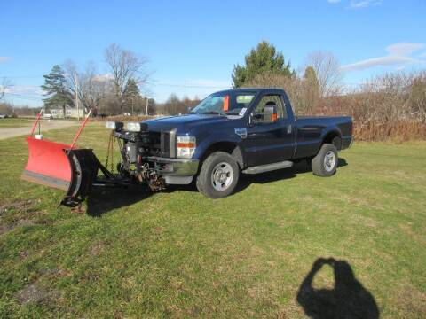 2009 Ford F-350 Super Duty for sale at Clearwater Motor Car in Jamestown NY