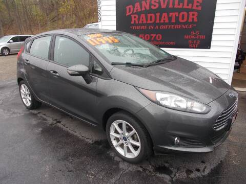 2016 Ford Fiesta for sale at Dansville Radiator in Dansville NY