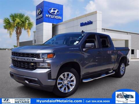 2019 Chevrolet Silverado 1500 for sale at Metairie Preowned Superstore in Metairie LA