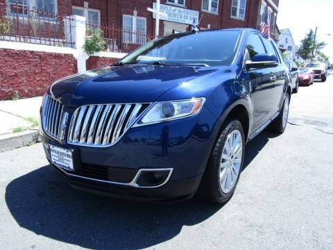 2012 Lincoln MKX for sale at Popular Auto Mall Inc in Newark NJ