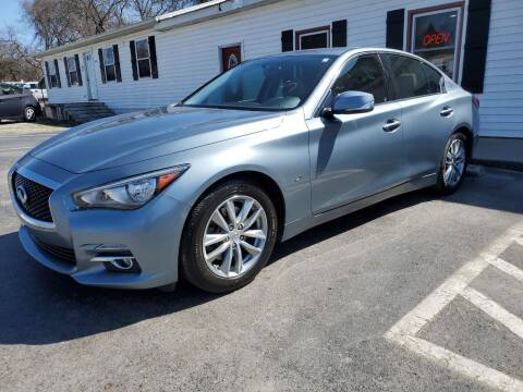 2014 Infiniti Q50 for sale at NextGen Motors Inc in Mt. Juliet TN