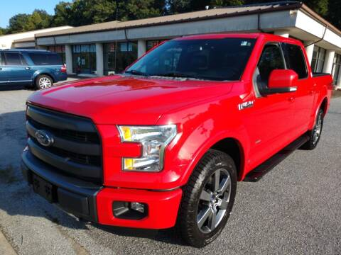 2015 Ford F-150 for sale at Modern Motors - Thomasville INC in Thomasville NC