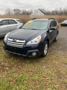 2013 Subaru Outback for sale at ROUTE 11 MOTOR SPORTS in Central Square NY