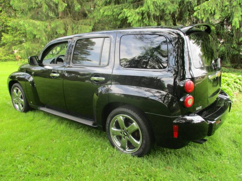2007 Chevrolet HHR for sale at Longs Automobile Emporium Inc in Atwater OH