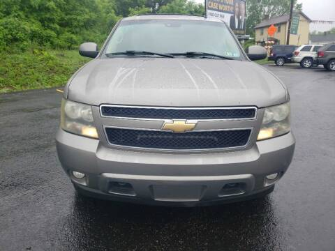 2007 Chevrolet Tahoe for sale at KANE AUTO SALES in Greensburg PA