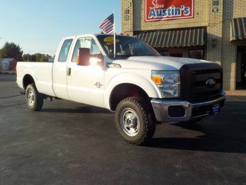 2012 Ford F-350 Super Duty for sale at Austins At The Lake in Lakeview OH