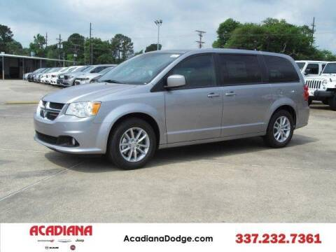 2020 Dodge Grand Caravan for sale at ACADIANA DODGE CHRYSLER JEEP in Lafayette LA