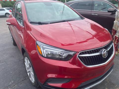 2018 Buick Encore for sale at Right Place Auto Sales in Indianapolis IN