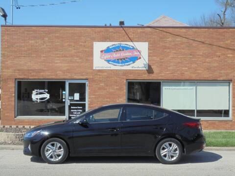 2019 Hyundai Elantra for sale at Eyler Auto Center Inc. in Rushville IL