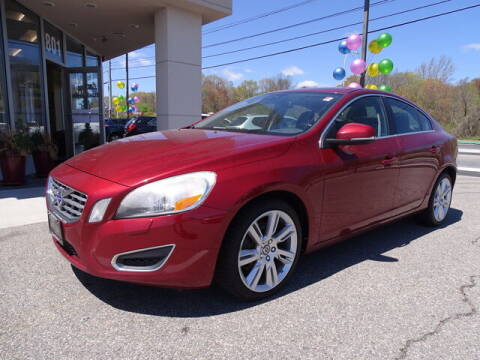 2012 Volvo S60 for sale at KING RICHARDS AUTO CENTER in East Providence RI