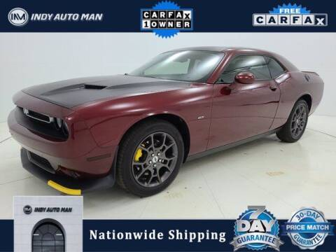 2018 Dodge Challenger for sale at INDY AUTO MAN in Indianapolis IN