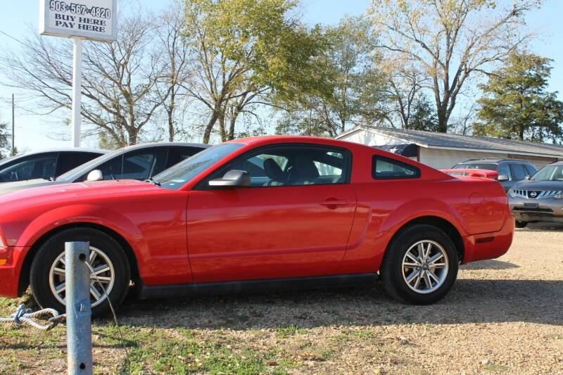 2005 Ford Mustang for sale at Abc Quality Used Cars in Canton TX