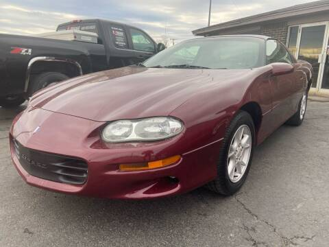 2001 Chevrolet Camaro for sale at Kasterke Auto Mart Inc in Shawnee OK