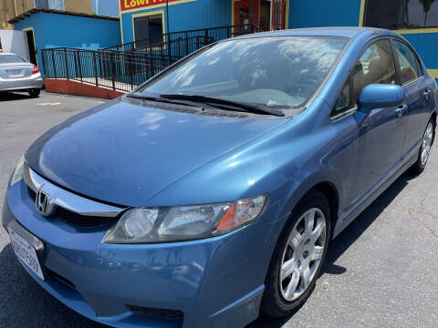 2011 Honda Civic for sale at CARZ in San Diego CA