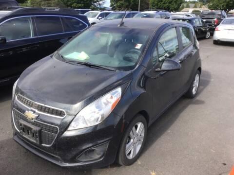 2014 Chevrolet Spark for sale at Royal Moore Custom Finance in Hillsboro OR