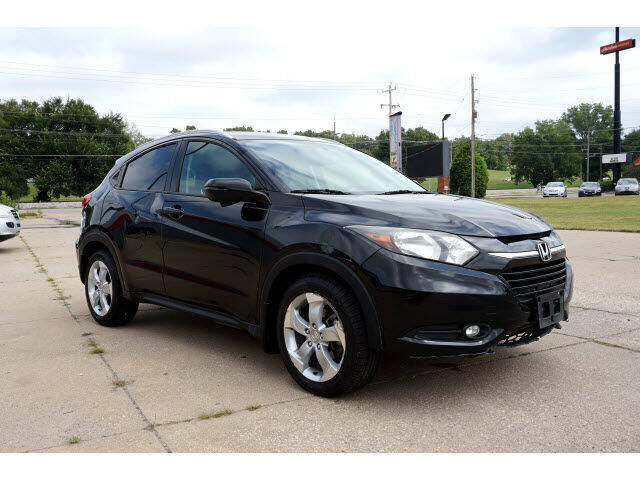 2016 Honda HR-V for sale at Autosource in Sand Springs OK