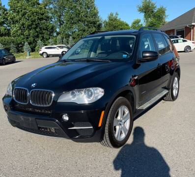 2013 BMW X5 for sale at BALKAN MOTORS in East Rochester NY
