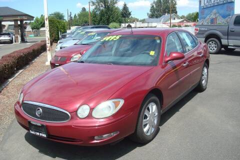 2005 Buick LaCrosse for sale at Tom's Car Store Inc in Sunnyside WA