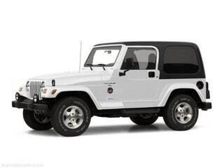 2001 Jeep Wrangler for sale at Winchester Mitsubishi in Winchester VA