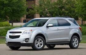 2011 Chevrolet Equinox for sale at Chicago Auto Exchange in South Chicago Heights IL
