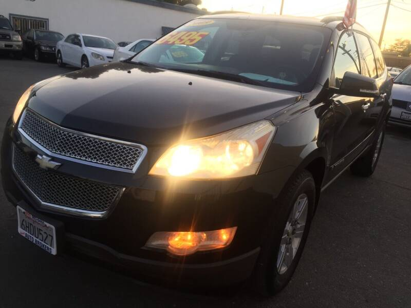 2009 Chevrolet Traverse for sale at Oxnard Auto Brokers in Oxnard CA