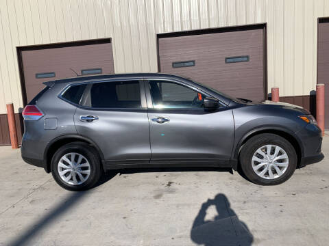 2015 Nissan Rogue for sale at Dakota Auto Inc. in Dakota City NE