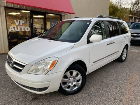 2007 Hyundai Entourage for sale at VP Auto in Greenville SC