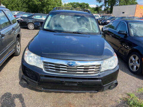 2010 Subaru Forester for sale at Northtown Auto Sales in Spring Lake MN