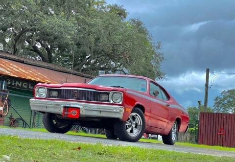 1975 Dodge Duster for sale at OVE Car Trader Corp in Tampa FL
