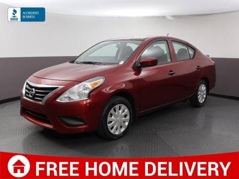 2017 Nissan Versa for sale at Florida Fine Cars - West Palm Beach in West Palm Beach FL