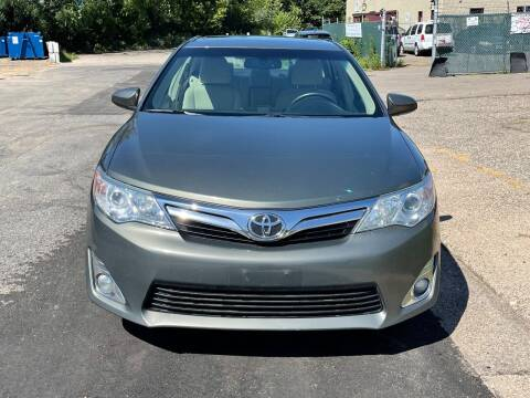 2012 Toyota Camry for sale at ACE IMPORTS AUTO SALES INC in Hopkins MN