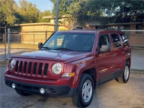 2014 Jeep Patriot for sale at Hidalgo Motors Co in Houston TX