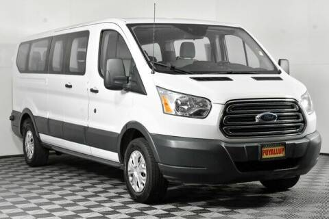 2015 Ford Transit Passenger for sale at Washington Auto Credit in Puyallup WA