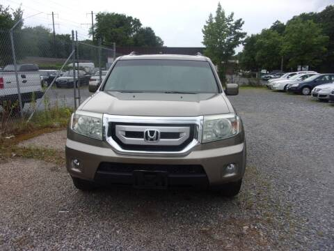 2011 Honda Pilot for sale at Balic Autos Inc in Lanham MD