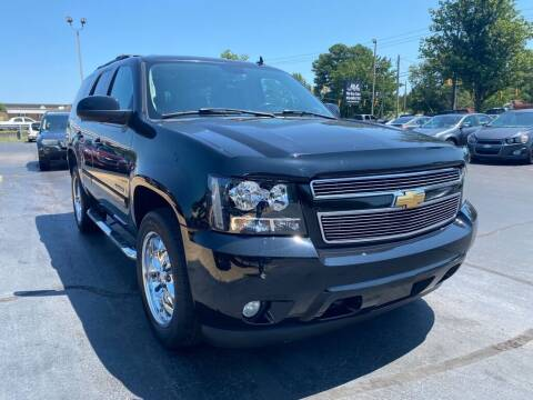 2007 Chevrolet Tahoe for sale at JV Motors NC 2 in Raleigh NC