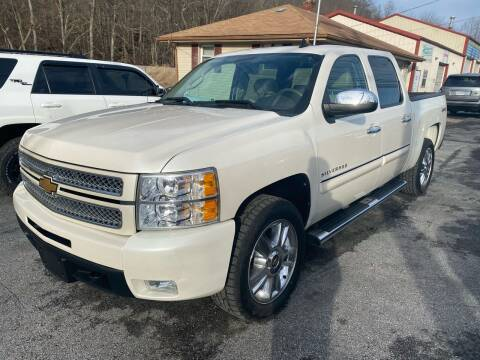 2012 Chevrolet Silverado 1500 for sale at THE AUTOMOTIVE CONNECTION in Atkins VA