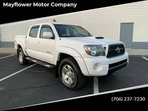 2011 Toyota Tacoma for sale at Mayflower Motor Company in Rome GA
